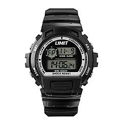 Limit - Kids black strap watch