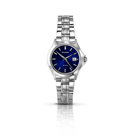 Sekonda - Ladies stainless steel bracelet watch