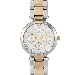 RJR.John Rocha - Designer ladies silver multi dial watch