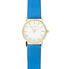Red Herring - Ladies blue colour pop watch