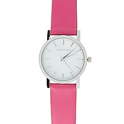 Red Herring - Ladies pink colour pop watch