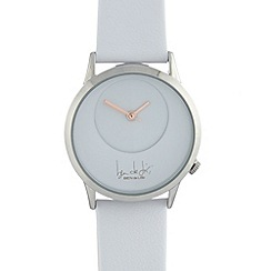 Principles by Ben de Lisi - Designer ladies white leather watch