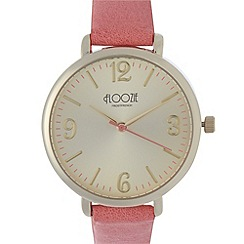 Floozie by Frost French - Ladies pink analogue watch