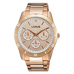 Lorus - Ladies multi dial bracelet watch