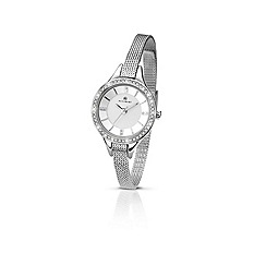 Accurist - Ladies stone set bracelet watch