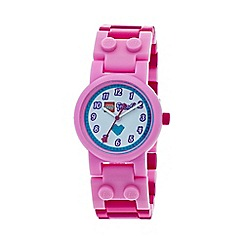 LEGO - Kids LEGO Friends Stephanie watch with minifigure 8020172