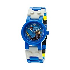 LEGO - Kids LEGO Star Wars Luke Skywalker watch with minifigure