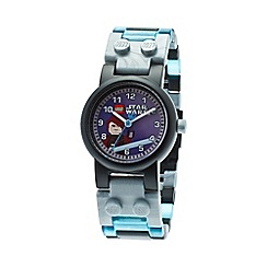 LEGO - Kids LEGO Star Wars Anakin watch with minifigure