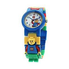 LEGO - Kids LEGO Classic minifigure link watch