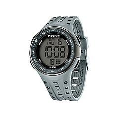 Police - Mens grey digital watch