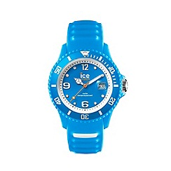 ICE - Neon Blue 'Sunshine' unisex watch