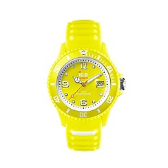 ICE - Neon Yellow 'Sunshine' unisex watch