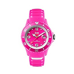 ICE - Neon Pink 'Sunshine' unisex watch