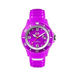 ICE - Neon Purple 'Sunshine' unisex watch