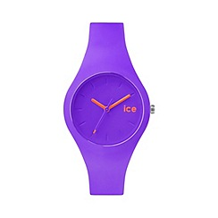 ICE - Neon Purple 'Chamallow' watch
