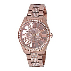 Kenneth Cole - Ladies rose gold bracelet