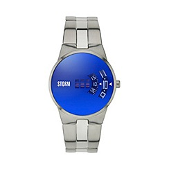 STORM - Gents lazer blue 'REMI' watch