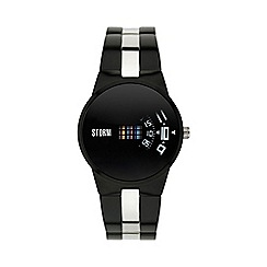 STORM - Gents slate 'REMI' watch