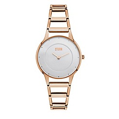 STORM - Ladies rose gold 'RELLA' watch