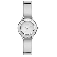 STORM - Ladies silver 'ZYLA' watch