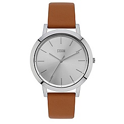 STORM - Ladies silver 'EVELLA' watch