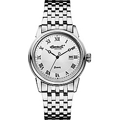 Ingersoll - Men's silver dial quartz watch