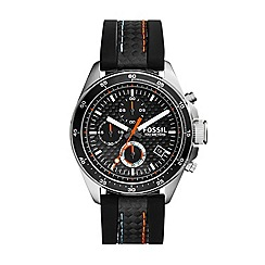 Fossil - Decker chronograph with colour pop