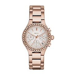 DKNY - Ladies Fashion Chambers Chronograph watch