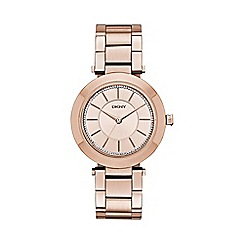 DKNY - Ladies rose gold fashion Stanhope 2.0 watch