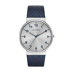 Skagen - Ancher Men s Leather Watch