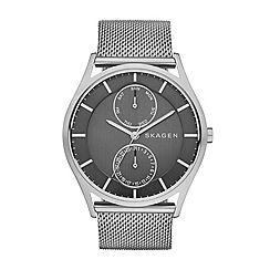 Skagen - Holst Steel Mesh Multifunction Watch