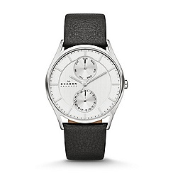 Skagen - Holst Mens Leather watch