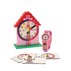 LEGO - Girl time teacher watch 9005039