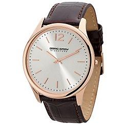 Jorg Gray - Men's brown signature Watch