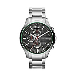Armani Exchange - Men's stainless steel braclet watch