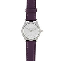 RJR.John Rocha - Silver watch with interchangeable straps