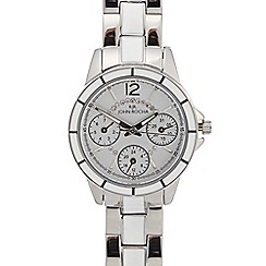 RJR.John Rocha - Ladies stainless steel two tone bracelet watch