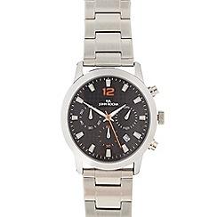 RJR.John Rocha - Men's silver multi dial bracelet strap watch