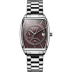 Hammond & Co. by Patrick Grant - Men's Tonneau watch with stainless steel strap