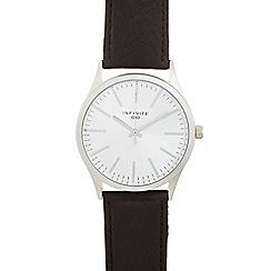 Infinite - Men's brown watch