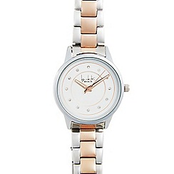 Principles by Ben de Lisi - Ladies silver watch