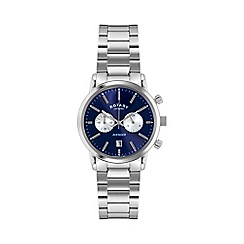 Rotary - Gents stainless steel bracelet watch