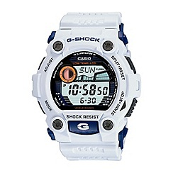 G-shock - Men's off white digital watch