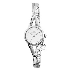 Radley - Ladies watch with stainless steel case and stainless steel half bangle