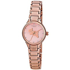 Radley - Ladies watch with rose gold case and rose gold bracelet