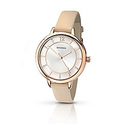 Sekonda - Ladies rose gold watch 2137.28