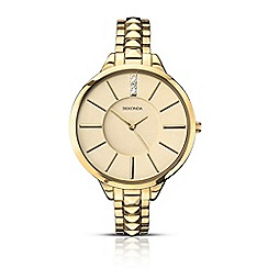 Sekonda - Ladies gold plated watch