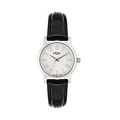 Rotary - Ladies stainless steel strap watch