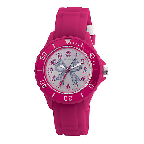 Tikkers - Kids+ pink bow sports watch