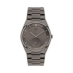 STORM - Mens titanium steel bracelet watch